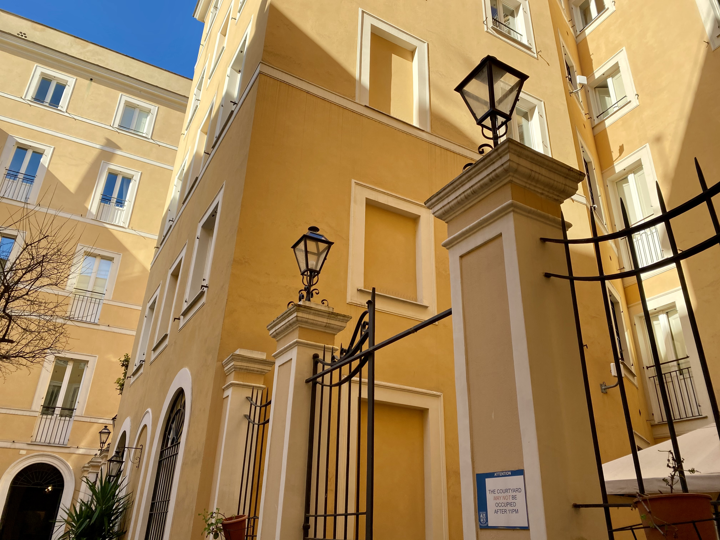 JCU's Gianicolo Residence