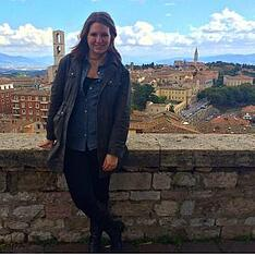 exchange program Rome, students in Rome, study abroad students, view of rome, transfer students