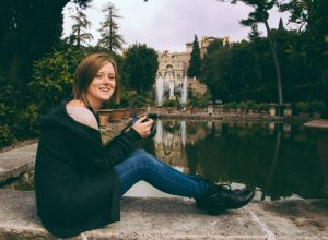 a parents perspective on studying abroad, studying abroad in Rome, students in Rome