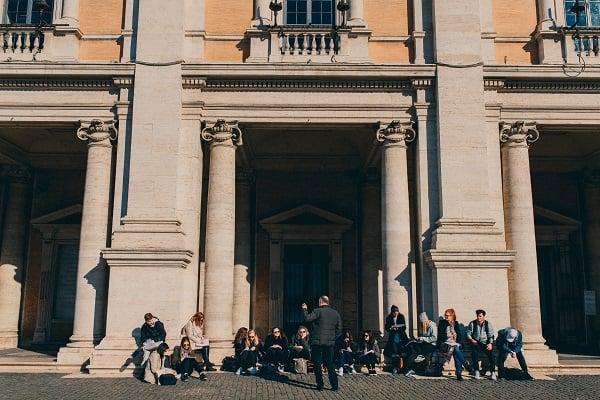 study abroad Rome