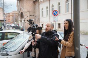 JCU Department of Communications, JCU youtube, study abroad rome, john cabot univeristy, tv production classes
