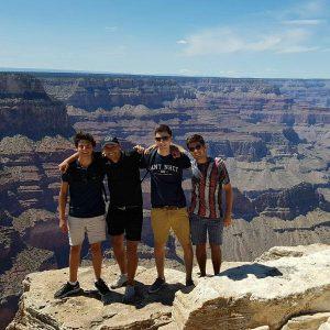 JCU direct exchange program, study abroad, Studying abroad in California, John cabot university