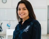 JCU Student Luana Maria Pallaro