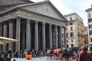 Pantheon, taking a gap year in Rome, gap years, study abroad in Rome,
