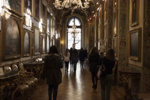 MA in art history, art history students in Rome, John Cabot University, study abroad in Rome