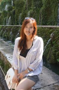 jcu direct exchange program, jcu Study Abroad Alumni Spotlight, john cabot university alumni, study abroad student experiences, Seyoung Kwak, korean students in rome