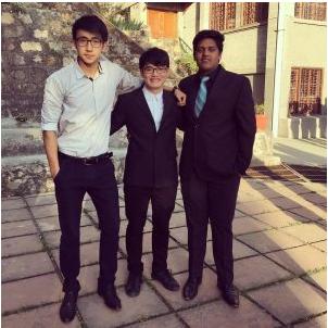 Class of 2022 recipient Mohammad Fayaz Yourish praises JCU's inclusivity and global community